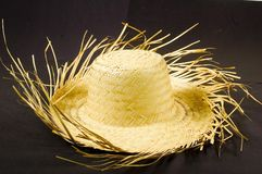 Chapeau rural Photo stock