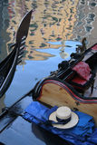 chapeau s Venise de gondolier Photo stock