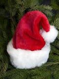 chapeau Santa de Noël Images stock