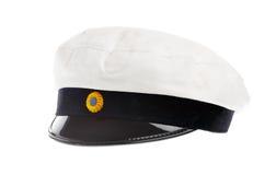 Chapeau suédois d'étudiant Image stock