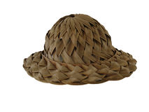 Chapeau tropical. Photo stock