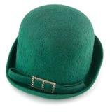 chapeau vert Photos libres de droits