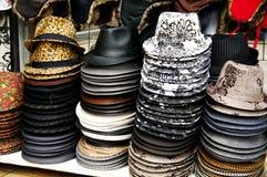 Chapeaux Photographie stock libre de droits