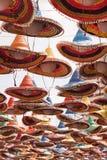 Chapeaux colorés Photographie stock libre de droits