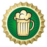 Chapeaux de bière illustration de vecteur