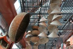 Chapeaux de vol photographie stock
