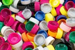 Chapeaux en plastique images libres de droits
