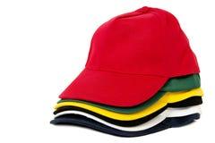 Chapeaux lumineux de sports Photographie stock libre de droits