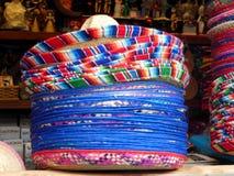 Chapeaux mexicains photos libres de droits