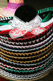Chapeaux mexicains photo stock