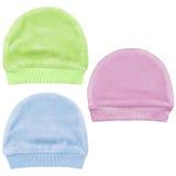 Chapeaux pour des bébés Photographie stock