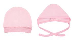 Chapeaux pour des bébés Photo stock