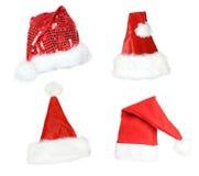Chapeaux rouges Photographie stock