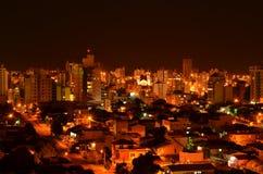 Chapeco, brazylijski miasto zdjęcie royalty free