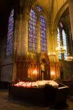 chapel贵妇人・ du pilier的notre 免版税图库摄影