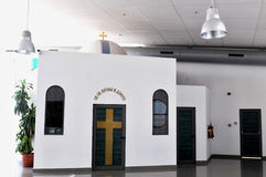 Chapel at the airport in Plovdiv -  Bulgaria Stock Photos
