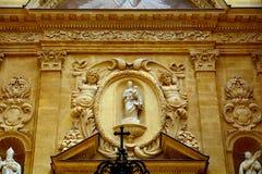 Chapel, Aix-en-Provence, France Royalty Free Stock Images