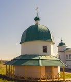Chapel The Alexander Svirsky Monastery Royalty Free Stock Image