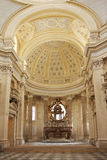 Chapel altar, Venaria Reale Stock Photography