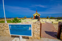 Chapel Alto Vista, attraction of Aruba,  ABC Stock Photography