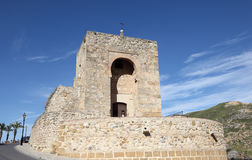 Chapel in Antequera, Spain Royalty Free Stock Image