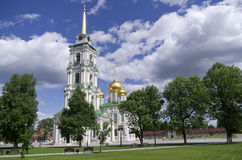 Chapel of the Assumption Cathedral Stock Photos