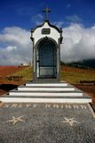 Chapel in azores Stock Photos
