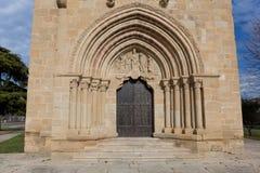 Chapel in Bañares Stock Photos
