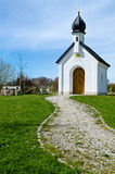 Chapel in Bavaria, Germany Royalty Free Stock Photos