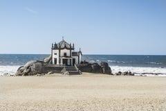 Chapel on the beach Stock Photos