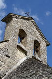 A chapel bell tower Royalty Free Stock Image