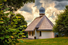 Chapel in the Black Forest Stock Photography