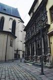 Chapel of the Boim family Royalty Free Stock Photos