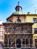 Chapel of the Boim Family, Lviv Royalty Free Stock Photography