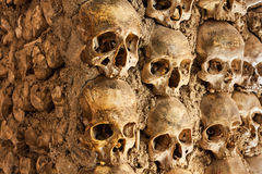 Chapel of Bones Stock Photo