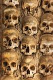 Chapel of Bones Royalty Free Stock Photo