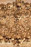Chapel of Bones Stock Images