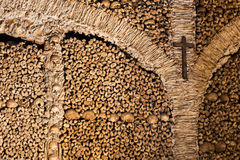 Chapel of Bones Stock Photography