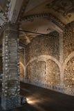 Chapel of Bones - Evora - Portugal Royalty Free Stock Photography