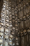 Chapel of Bones - Evora - Portugal Stock Images