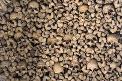 Chapel of Bones - Evora - Portugal Stock Image