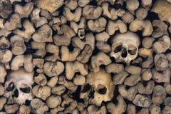 Chapel of Bones - Evora - Portugal Stock Photos