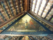 Chapel Bridge. Lucerne, Switzerland Royalty Free Stock Image