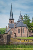 Chapel at Castle De Haar, The Netherlands Royalty Free Stock Photography