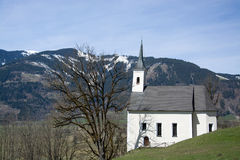 Chapel at the Castle Kaprun, Pinzgau, Austria Stock Photos