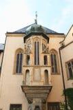 Chapel on castle Vlašský dvůr Royalty Free Stock Photography