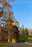 Chapel in Cathedral of Christ the Savior - Moscow Russia Stock Photography