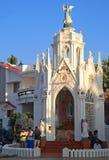 Chapel of Catholic Church in Kanyakumari, Southern India Stock Photos