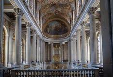 Chapel of Château de Versailles, France Stock Images