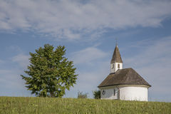 Chapel in Chiemgau Stock Photography